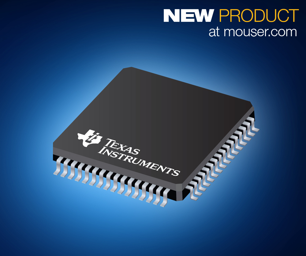 Microcontroller Portfolio Targets a Wide Range of Sensing and Measurement Applications